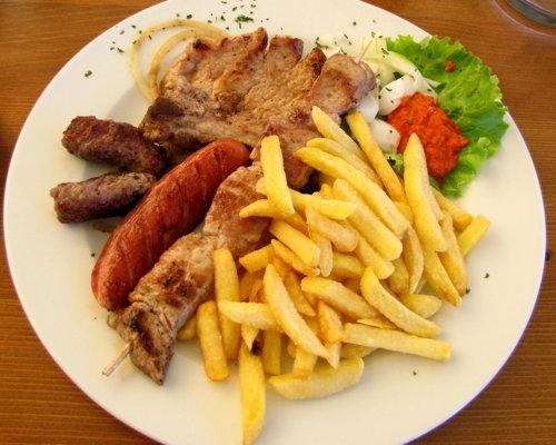 Bild zum Artikel Studie: Junk Food macht süchtig