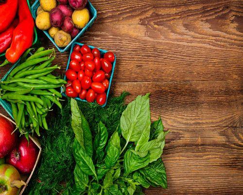 Bild zum Artikel Geniale Vorteile einer vegetarischen Ernährung