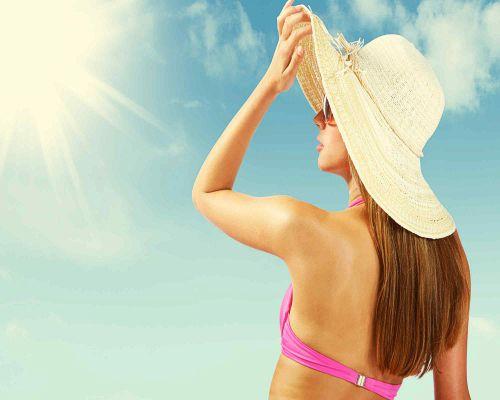 Bild zum Artikel Haut und Sonne