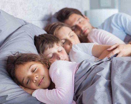 Bild zum Artikel Von Schlaf und regelmäßiger Erholung