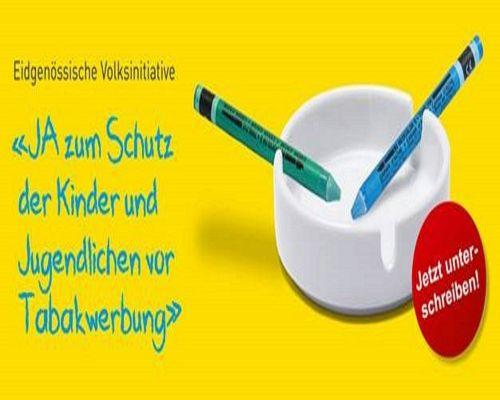 Bild zum Artikel Ja zum Schutz der Kinder vor Tabakwerbung