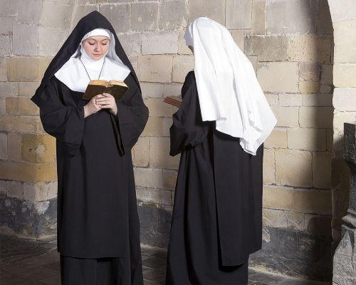 Bild zum Artikel Glaube, Lebensstil, Gesundheit ... Nonnen