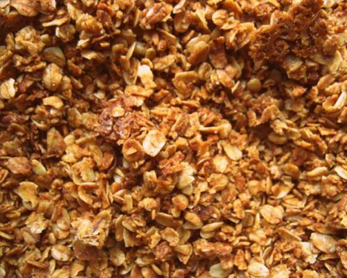 Bild zum Rezept Granola