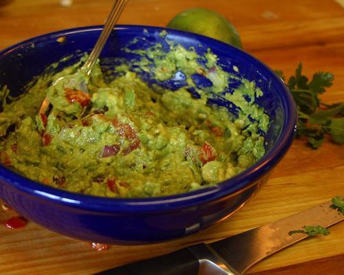 Bild zum Rezept Guacamole