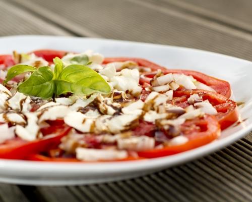 Bild zum Rezept Tomate-Mozzarella-Salat