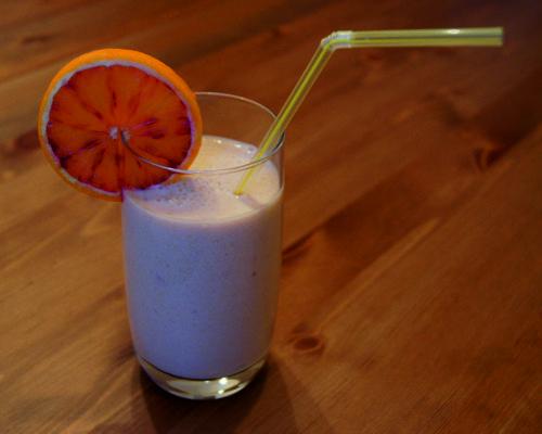 Bild zum Rezept Fruchtmilch